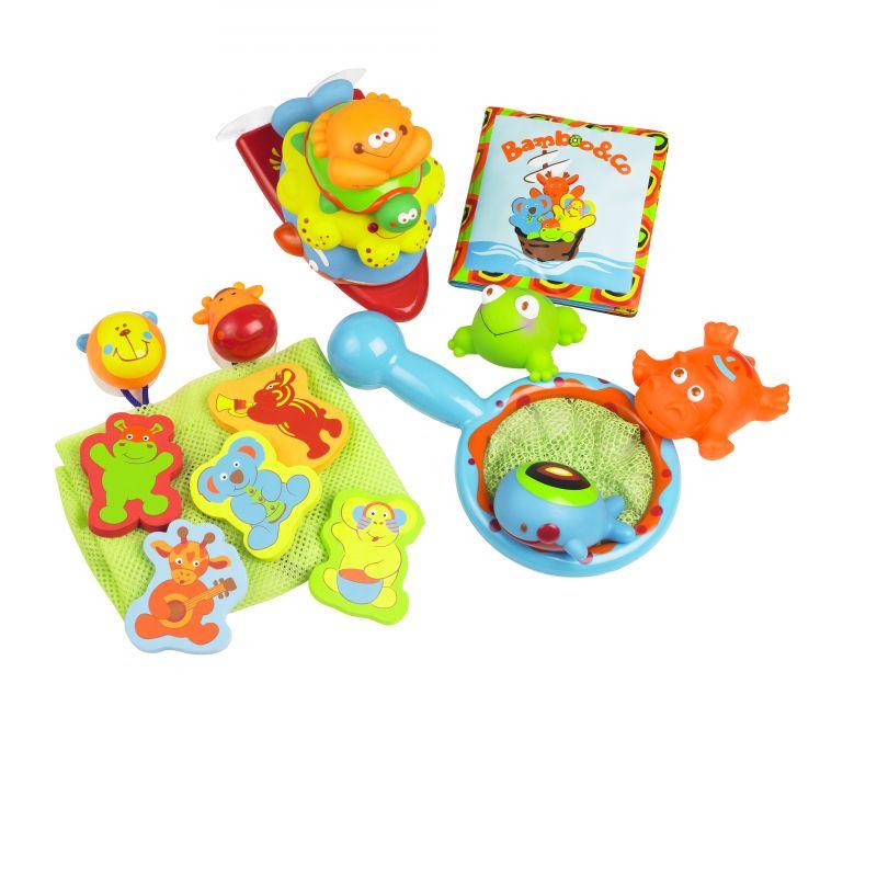 Babymoov - Set cadou jucarii de baie