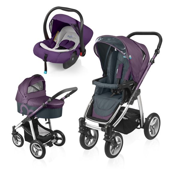 Baby Design – Carucior 3 in 1 Lupo Comfort Promo | Black Friday