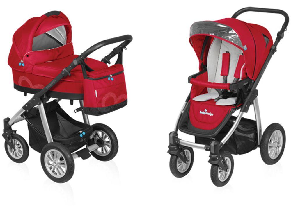 Baby Design - Carucior 2 in 1 Lupo Comfort