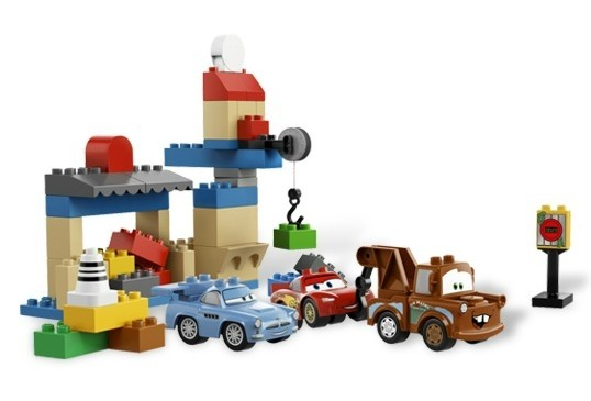 Lego - Duplo Big Bentley