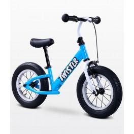 Caretero - Bicicleta cu roti gonflabile si cadru metalic Twister