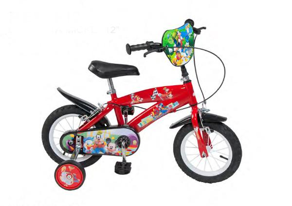 Toim - Bicicleta 14  Mickey Mouse Club House
