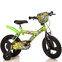 "Dino Bykes - Bicicleta Ben 10 14"""