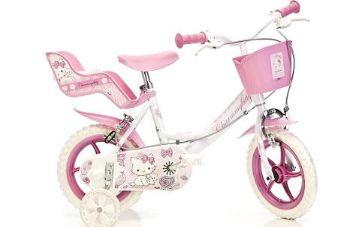 Dino Bykes - Bicicleta Charmy Kitty