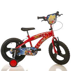 Dino Bykes - Bicicleta Dragon Ball Zeta 16