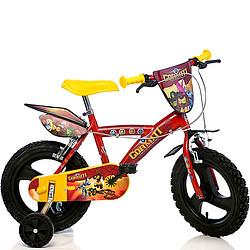 "Dino Bykes - Bicicleta Gormiti 16 """