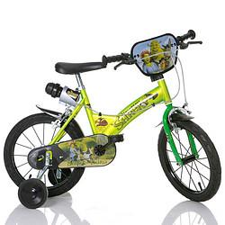 Dino Bykes - Bicicleta Shrek 16