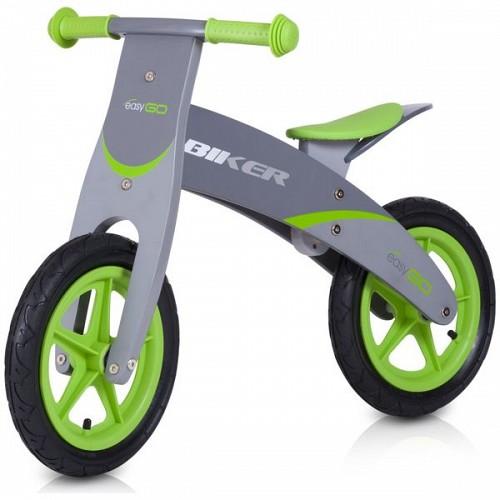 EasyGo - Bicicleta din lemn Biker