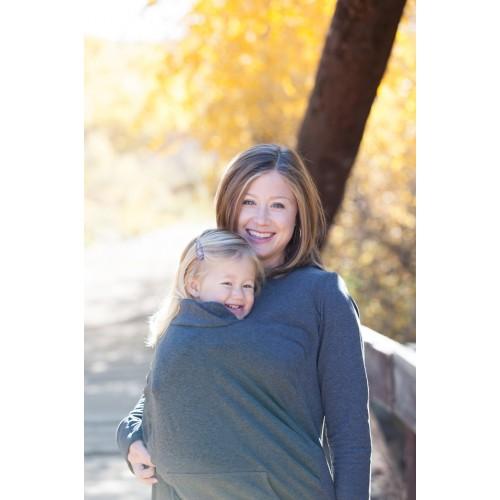 Boba - Hanorac pentru purtarea copilului si alaptare