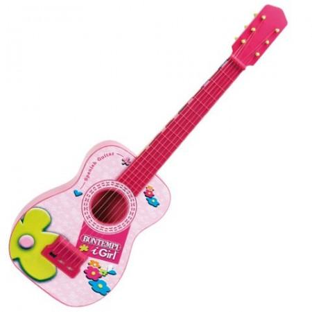 Bontempi - Chitara spaniola roz