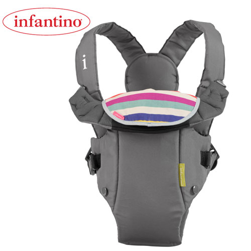 Infantino - Marsupiu 2 pozitii Breathe