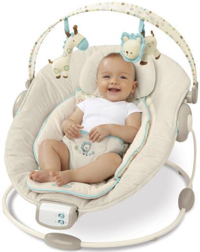 Bright Starts - Comfort & Harmony Cradling Bouncer