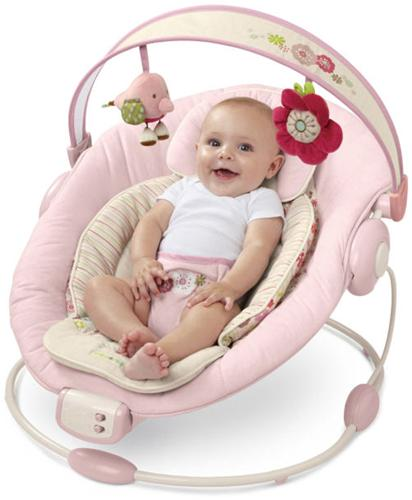 Bright Starts - Comfort & Harmony Cradling Bouncer
