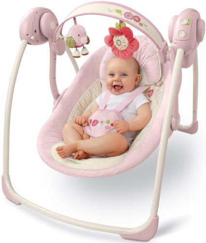 Bright Starts - Comfort  Harmony Portable Swing