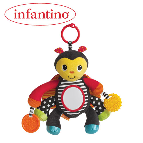 Infantino - Buburuza cu activitati