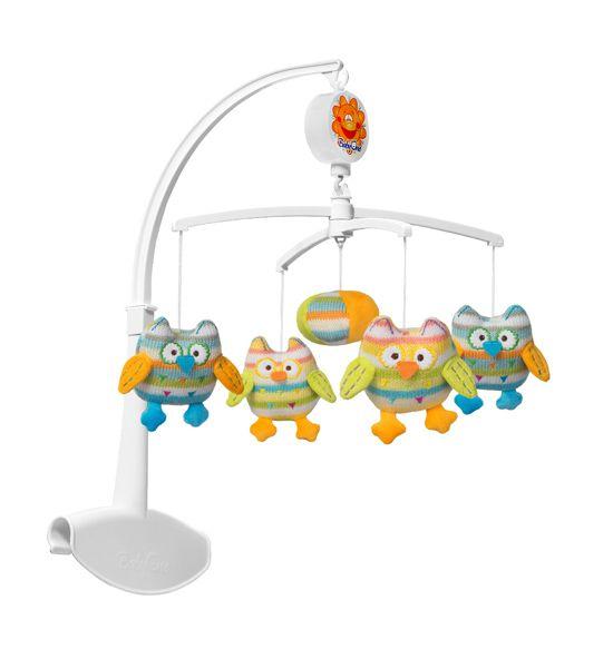 Baby Ono - Carusel muzical cu animalute