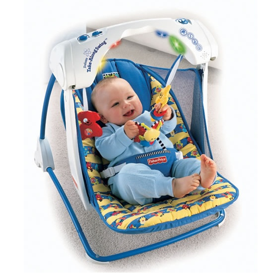 Fisher Price - Leagan Deluxe Take Along
