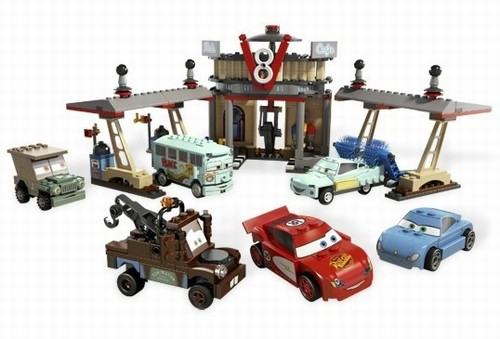 Lego - Cafeneaua lui Flo