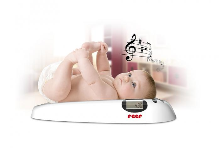 Reer - Cantar digital cu muzica pentru bebelusi
