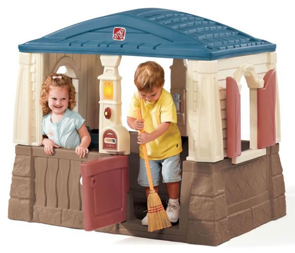 Step2 - Casuta simpla Neat & Tidy Cottage