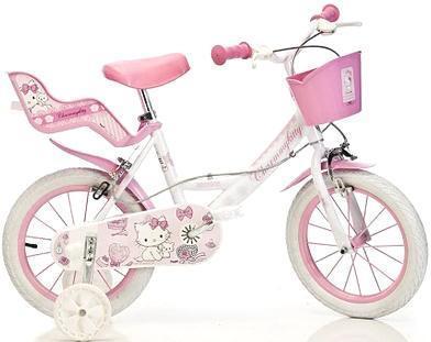 Dino Bykes - Bicicleta Charmy Kitty 16