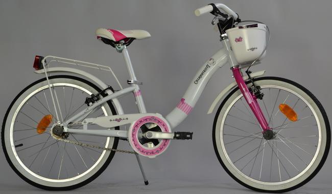 Dino Bikes - Bicicleta Charmy Kitty 20