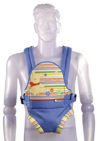 Hauck -  Marsupiu In and Out Carrier Patch Pooh
