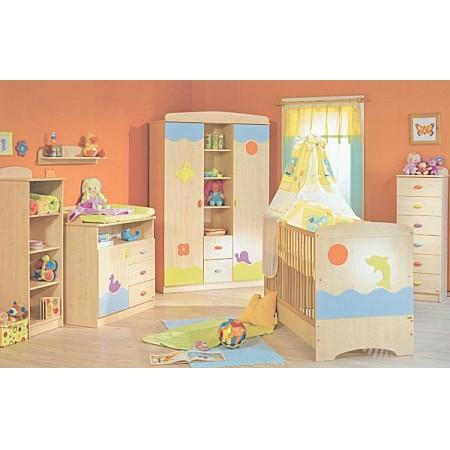 Klups - Mobilier camera copii Faktum Color