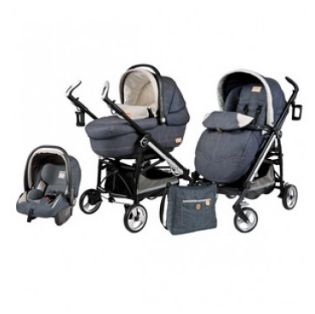 Peg-Perego - Carucior 3 in 1  Pliko Switch Compact