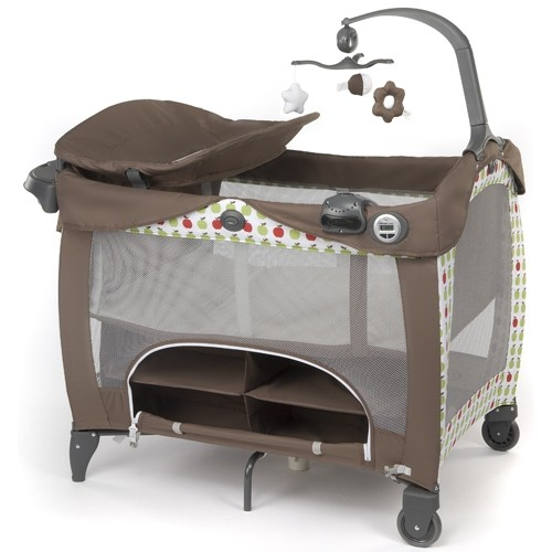 Graco - Patut Contour Prestige Apple