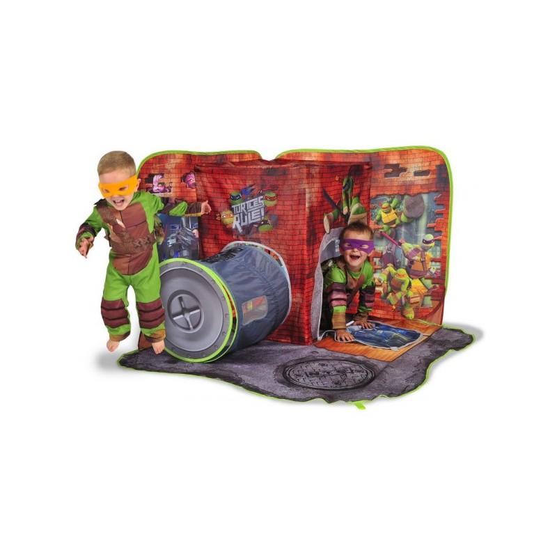 Ninja - Cort de joaca pentru copii Testoasele Ninja 3D