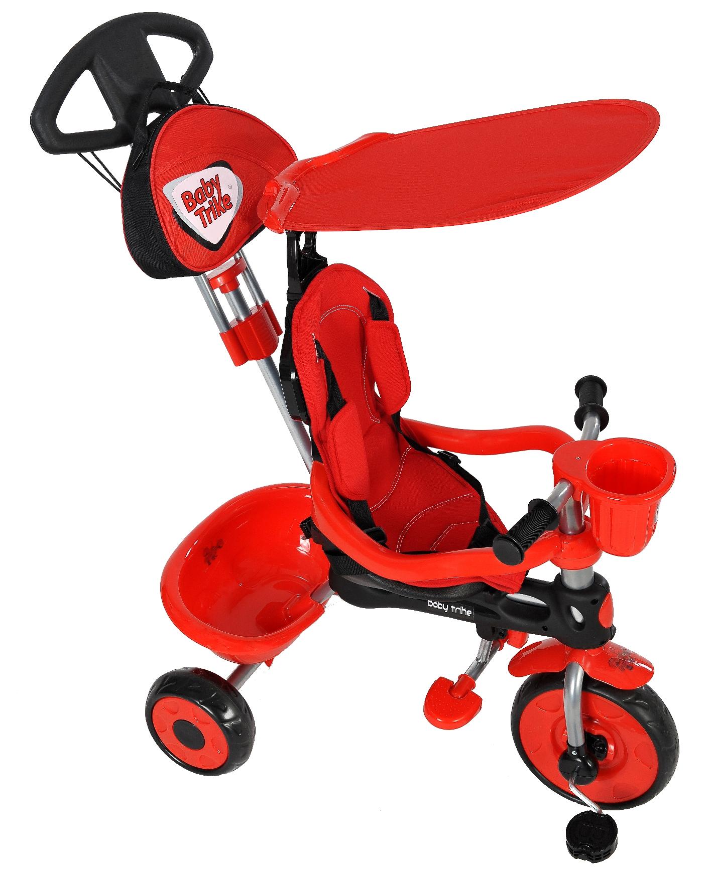 Baby Trike - Tricicleta 3 in 1 Crazy
