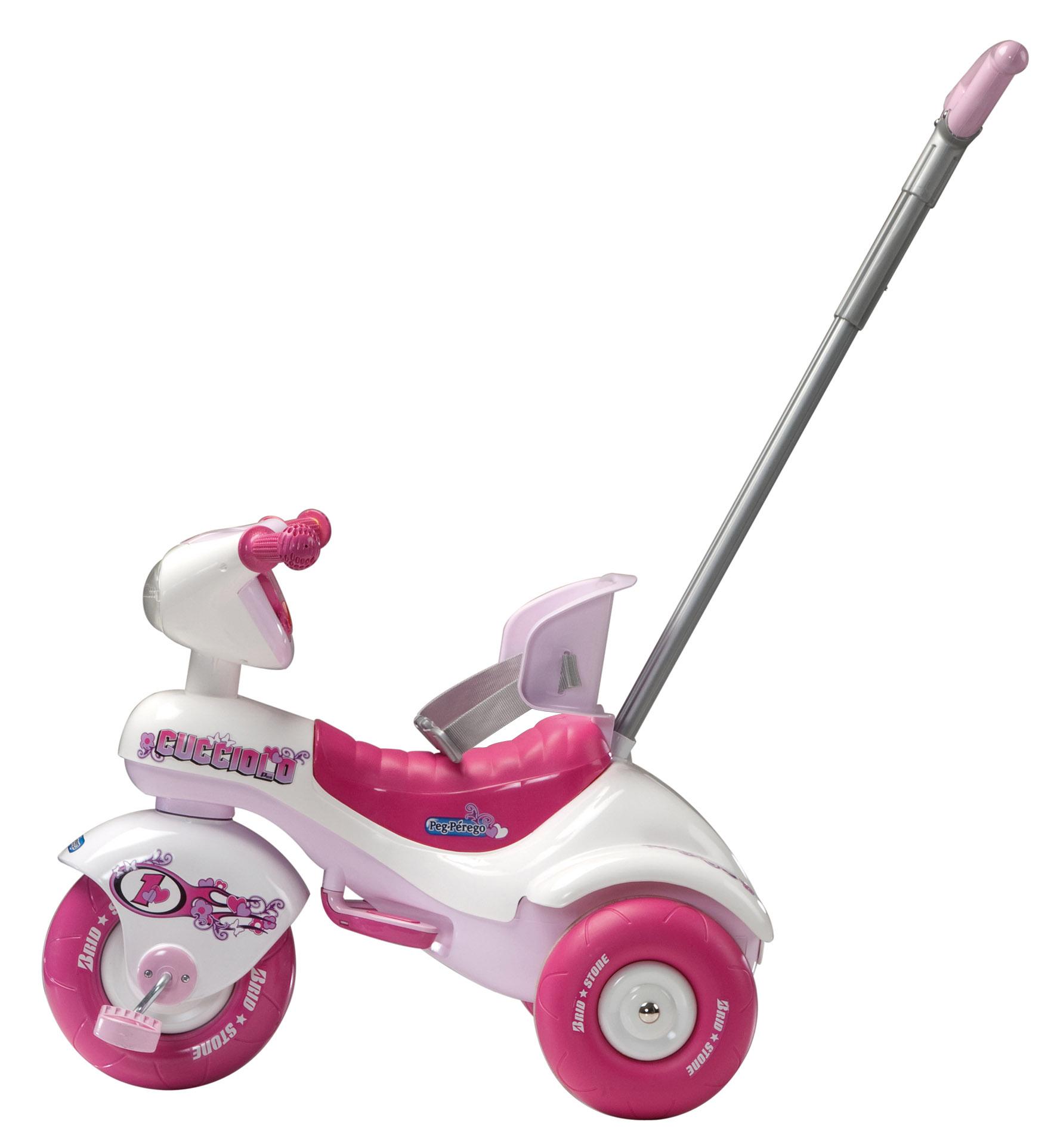 Peg-Perego - Tricicleta Cucciolo