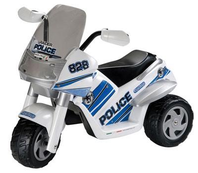 Peg-Perego - Tricicleta Raider Police