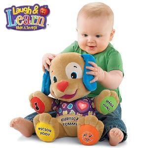 Fisher Price -  Catelus interactiv