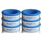 Angelcare - Set 6 rezerve pentru cos ermetic  Captiva