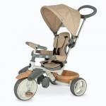Coccolle - Tricicleta cu sezut reglabil Evo