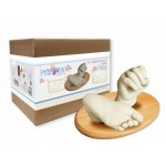 MybbPrint - Set de sculptura 3D Extra mana/picior bebelus