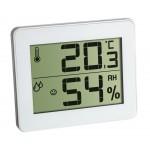 TFA - Termometru si higrometru digital de camera extra-plat