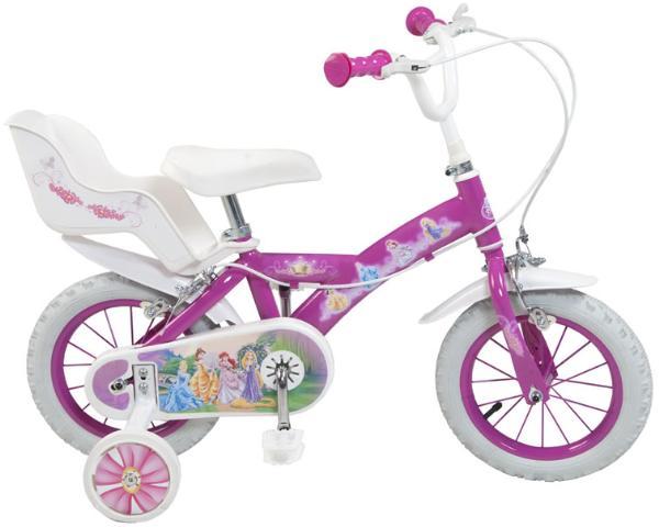 "Toim - Bicicleta 12"" Disney Princess"