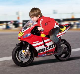 Peg Perego - Motocicleta Ducati GP VR