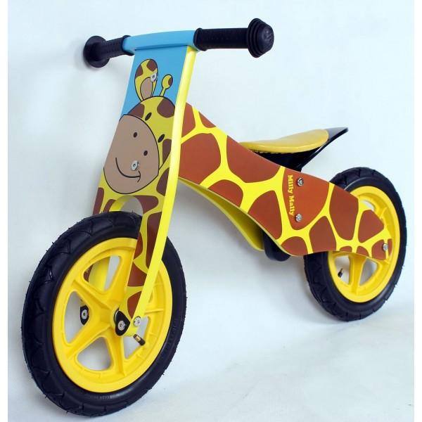 Milly Mally - Bicicleta fara pedale Duplo 12