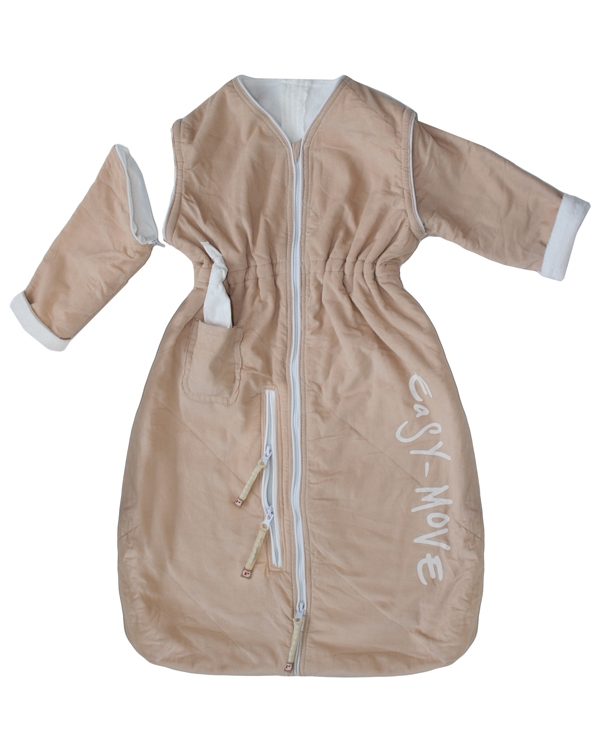 Premaxx - Easy Move sac de dormit cu maneci 80 cm