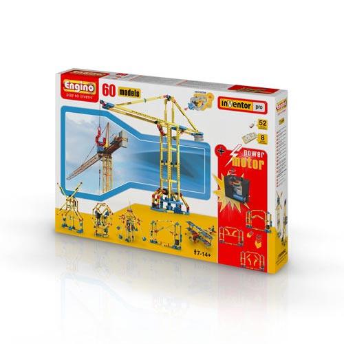 Engino - Set inginerie 60 modele