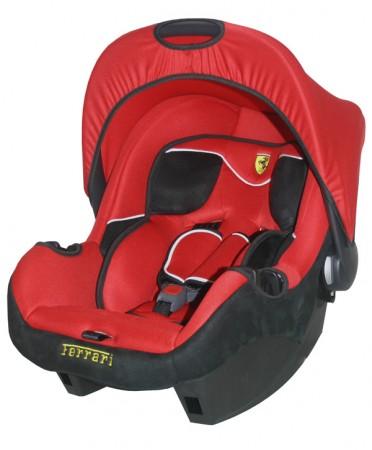 Kids im Sitz - Scaun auto BeOne SP Ferrari