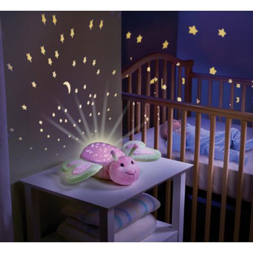 Summer - Proiector si lampa cu sunete Fluturasul Somnoros