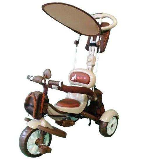 MyKids - Tricicleta Happy Trip