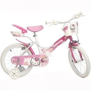 Dino Bykes - Bicicleta Hello Kitty 16