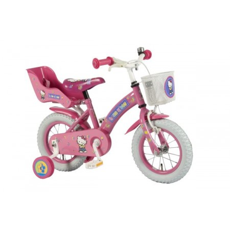 EL Cycles - Bicicleta Hello Kitty 12