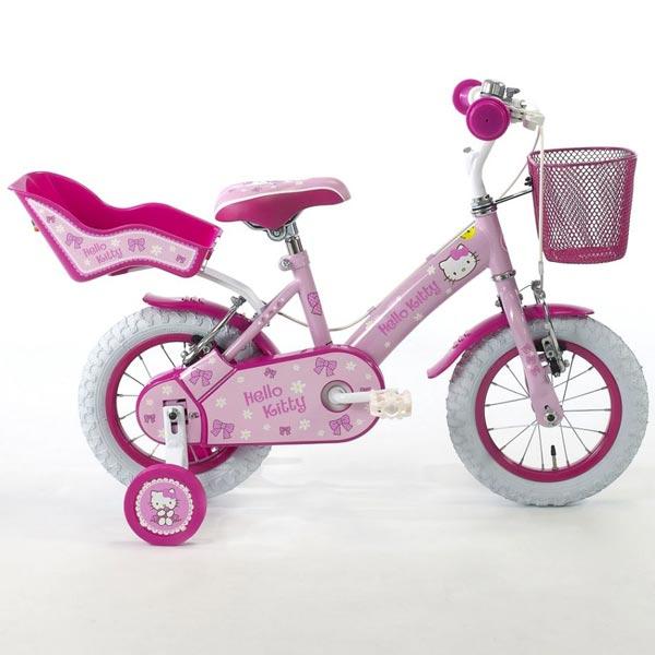 Ironway - Bicicleta copii Hello Kitty Ballet 12